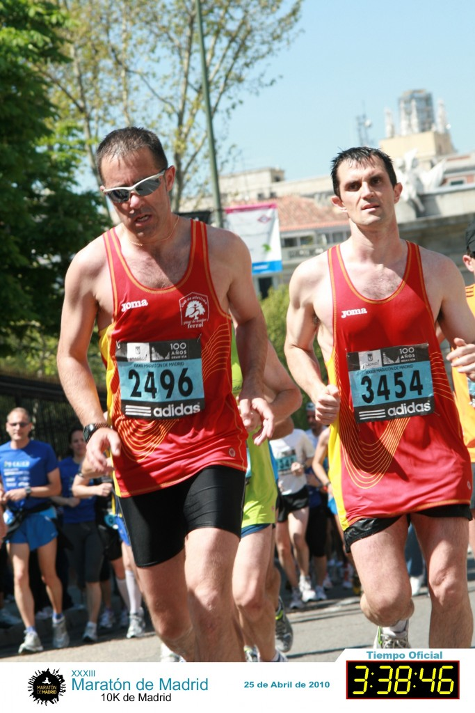 maratón fran